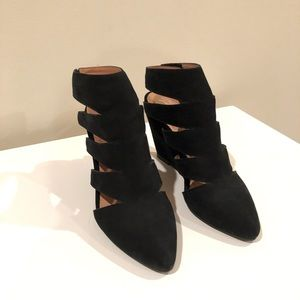 Jeffrey Campbell for Free People Cut Out Wedge